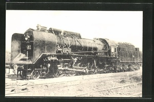 AK-Locomotives-Belges-Machine-No-503